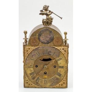 ZEGAR WISZĄCY, Austria, Wiedeń, Johann Michael Ruff, 1758-1773
