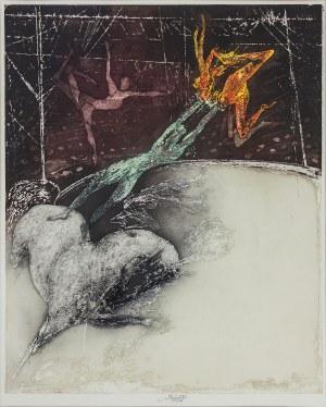 Ladislav Kuklík, bez tytułu, 1986
