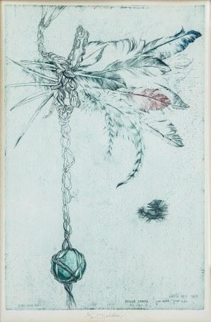 Daniela Havlíčková, Flying dreams, 1987