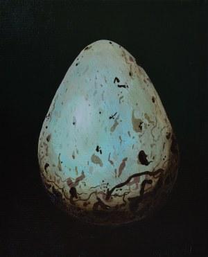 Szymon Kurpiewski, Egg#9, 2019