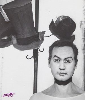 Edward HARTWIG (1909-2003), Pantomima