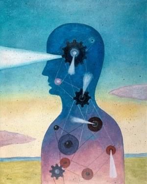 Mariusz Stawarski (ur. 1961), Welcome to the Machine III, 2016