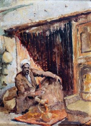 Henryk Baranowski (1932 Starogard Gdański - 2005 Gdynia), Arab z Port Said
