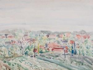 Władysław Brzosko (1912 Czyta/Syberia-2011 Arizona), Panorama Sopotu