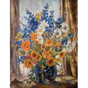 Albert Lipczinski (1876 Lebork – 1974 Sopot), Kwiaty
