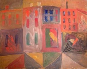 Maurice Blond (1899 Łódź – 1974 Clamart), Domy, 1970 r.