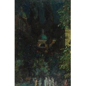 TADEUSZ BARWECKI-SZEWCZYK (1912-1999), Nokturn, 1939