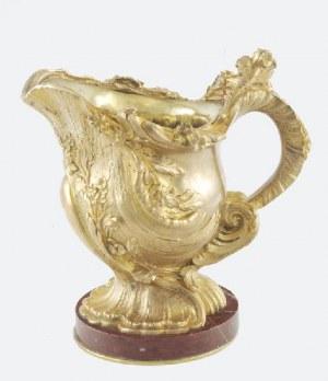 FERDINAND BARBEDIENNE (1810-1892), Mlecznik dekoracyjny