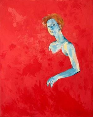 Sylwia Mużyło, Dziewczyna w czerwonej sukience