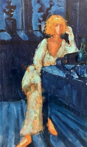 Olga Bukowska, Randka w ciemno
