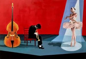 Grupa Artme, Muzyk i tancerka (2019)