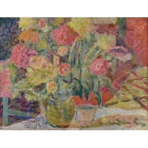 Hanna RUDZKA-CYBISOWA (1897-1988), Kwiaty