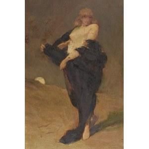 Franciszek ŻMURKO (1859-1910), Kobieta - demon