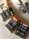 Naszyjnik ze sznurka