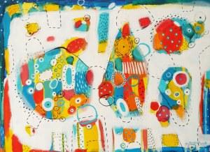 Marlena Rakoczy, Kolor w mieście II