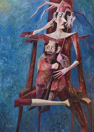 Iwan KULIK (ur. 1959), Bez tytułu, 2003