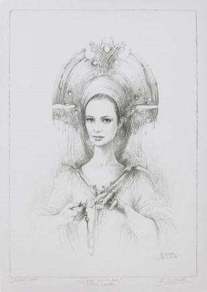 Wojtek SIUDMAK (ur. 1942), Dama z perłami