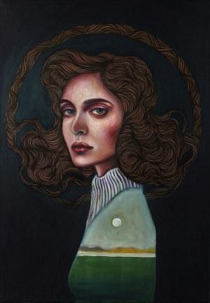 Viola Bąbol, Muza Alicja i księżycowa polana, 2019