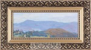 Ludwik de Laveaux (1891–1969), Pejzaż górski*