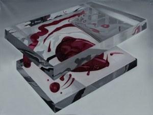Ziemowit Fincek, Antygrawitacyjna martwa natura z sercem, 2017