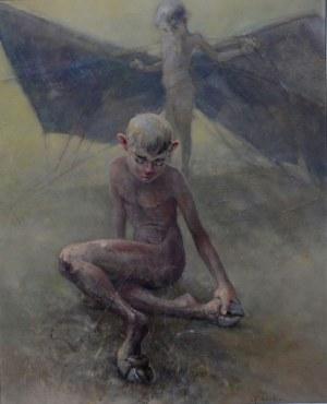 Daniel Pielucha, Ikar