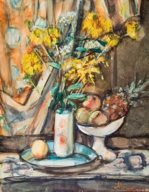 Zygmunt Menkes (1896 Lwów - 1986 Riverdale), Martwa natura