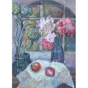 Klara Joskowicz (ur. 1918 r.), Martwa natura z jabłkami