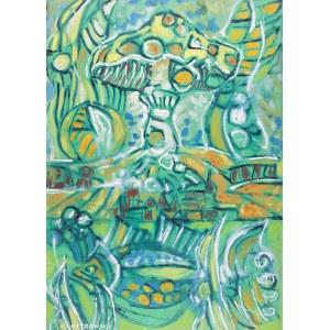Kazimierz Ostrowski (1917 Berlin-1999 Gdynia), Kompozycja