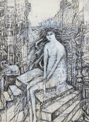 Ryszard Stryjec (1932 Lipniszki k. Lidy-1997 Gdańsk), Kompozycja figuralna