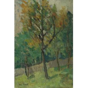 Wojciech Otton FLECK (1903-1972), Drzewa