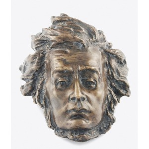 Antoni KURZAWA (1842-1898), Adam Mickiewicz, ok. 1895