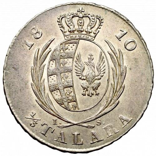Duchy of Warsaw, 1/3 thaler 1810 IS