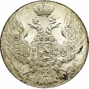 Zabór rosyjski, Mikołaj I, 10 groszy 1840