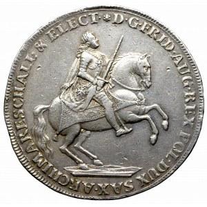 August III, Talar wikariacki 1741, Drezno