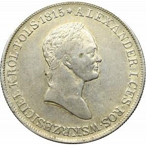 Królestwo Polskie, Mikołaj I, 5 złotych 1829 FH