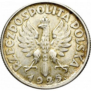 II Republic of Poland, 1 zloty 1925