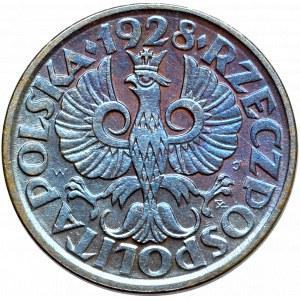 II Republic, 1 groschen 1928