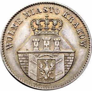 Wolne Miasto Kraków, 1 złoty 1835