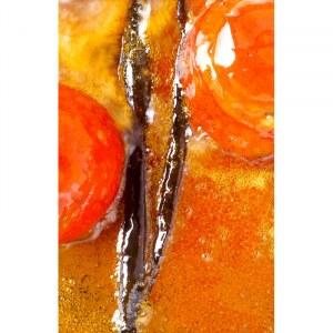 Andrzej Haladuda, Tomate confite farcie aux douze saveurs, 2001