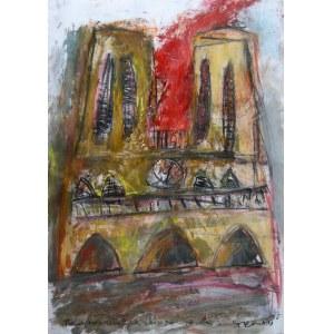 Piotr Strelnik, Notre-Dame de Paris, 2019