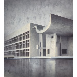 Joanna Pałys (ur. 1981) - Element modernistyczny. Kadr 29, 2017