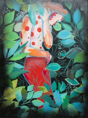 Marcin Painta (1983), W ukryciu 2 (2016)