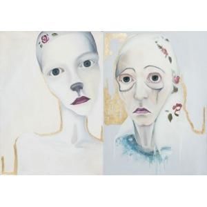 Sylwia Zdzichowska (1990), Bez tytułu (dyptyk) (2016)