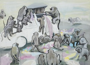 Urszula Niemirska (1984), Planeta Małp (2010)