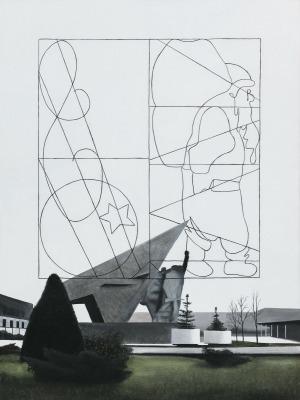 Maciej Nawrot (1986), Pomnik (2011)
