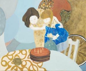 Małgorzata Warias /Małgorzata Fenrych/ (1964), Tort (2016)