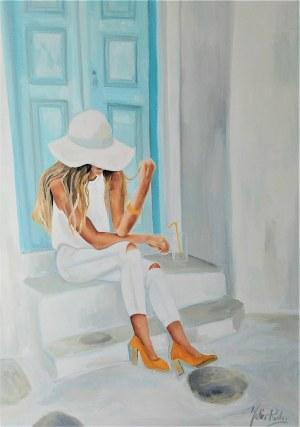 Julia Reiter, Mint Grey Yellow