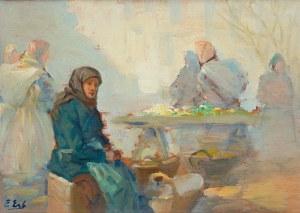 Erno Erb (1878 lub 1890 Lwów - 1943 tamże), Przekupki