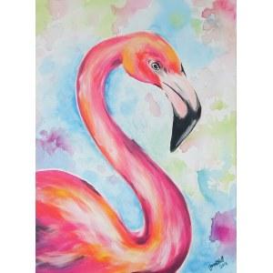 José Angel Hill, Flamingo