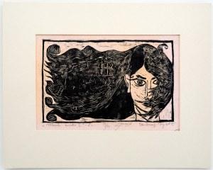 Andrzej Lipniewski - Morski wiatr I, 1968